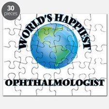 World's Happiest Ophthalmologist Puzzle