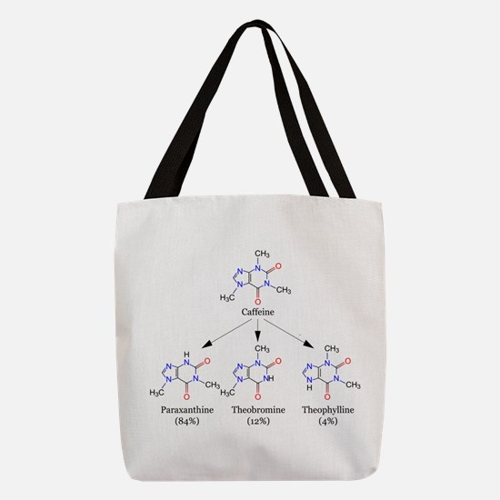 Funny Geek Polyester Tote Bag