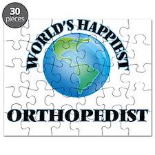 World's Happiest Orthopedist Puzzle