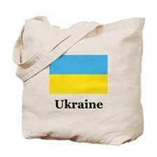 Ukraine Heritage Tote Bag