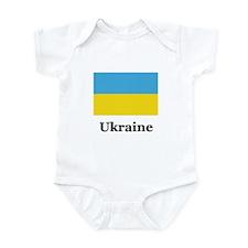Ukraine Heritage Infant Bodysuit