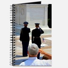 Taps at Tomb of Unknown Journal