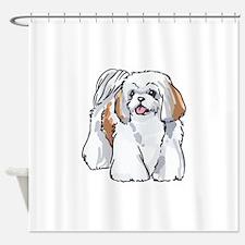 SHIH TZU DOG Shower Curtain