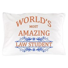 Law Student Pillow Case
