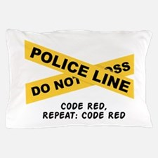 Code Red Pillow Case