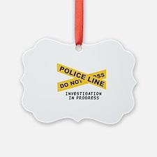 Investigation Ornament