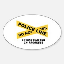 Investigation Decal