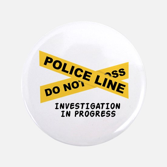 """Investigation 3.5"""" Button (100 pack)"""