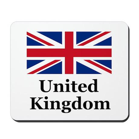 United Kingdom Mousepad