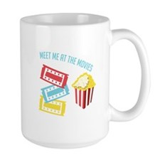 Meet At Movies Mugs