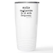 Unique Recording engineer Travel Mug