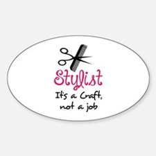 STYLIST ITS A CRAFT Decal