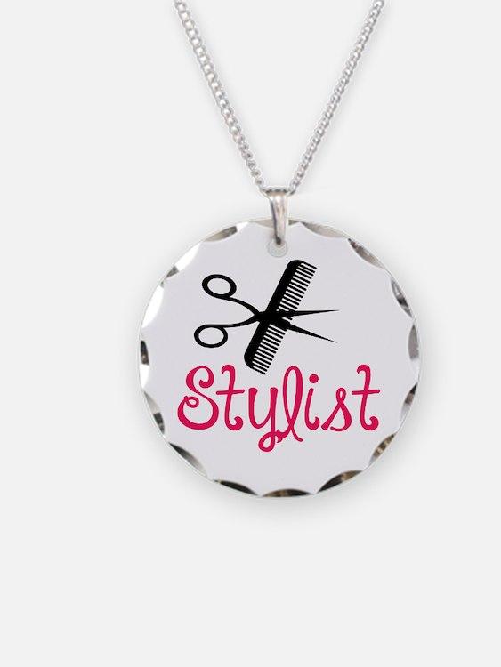 HAIR STYLIST Necklace