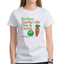 Peas And Carrots Tee