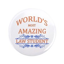"Law Student 3.5"" Button"