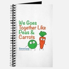 Peas And Carrots Journal
