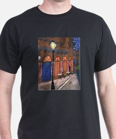 Night Cafe New Orleans T-Shirt