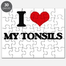 I love My Tonsils Puzzle