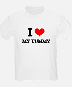 I love My Tummy T-Shirt