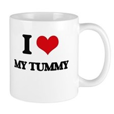 I love My Tummy Mugs