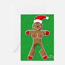 Funny Holiday humor Greeting Card