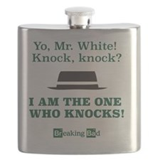 Breaking Bad Knock Knock Joke Flask