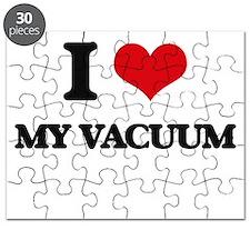 I love My Vacuum Puzzle