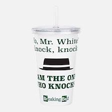 Breaking Bad Knock Knock Joke Acrylic Double-wall