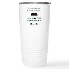 Breaking Bad Knock Knock Joke Travel Mug