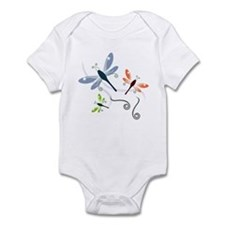 Dragonfly Infant Bodysuit