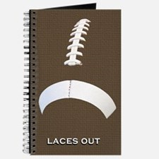 Laces Out... Journal