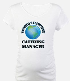 World's Happiest Catering Manage Shirt