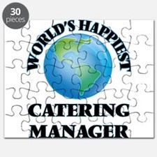 World's Happiest Catering Manager Puzzle