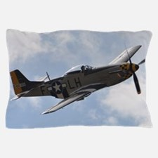P-51D Mustang Pillow Case