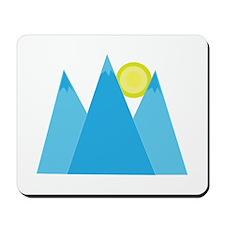 Mountains Mousepad