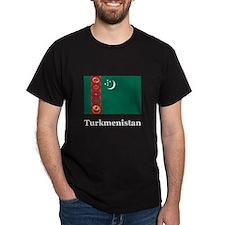 Turkmenistan Turkmen Heritage T-Shirt