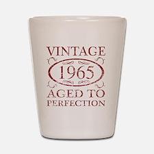 Vintage 1965 Shot Glass