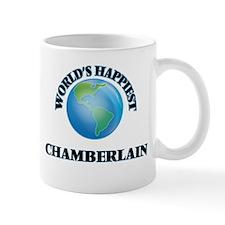 World's Happiest Chamberlain Mugs