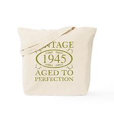 Vintage 1945 Tote Bag