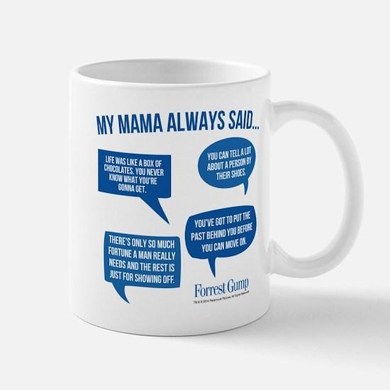 Mama Always Said Mugs