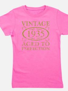 Vintage 1935 Girl's Tee