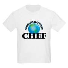 World's Happiest Chef T-Shirt