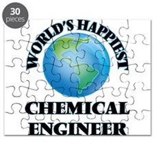 World's Happiest Chemical Engineer Puzzle
