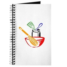 COOKING UTENSILS Journal