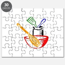 COOKING UTENSILS Puzzle
