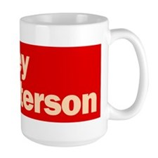 "Large Coffee Mug Frey ""fry"" Peterson"