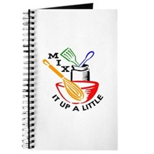 MIX IT UP A LITTLE Journal