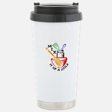 MIX IT UP A LITTLE Travel Mug