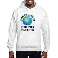 World's Happiest Chimney Sweeper Hoodie
