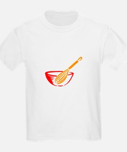 WHISK AND BOWL T-Shirt